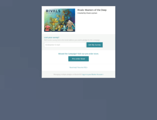 rivals.backerkit.com screenshot