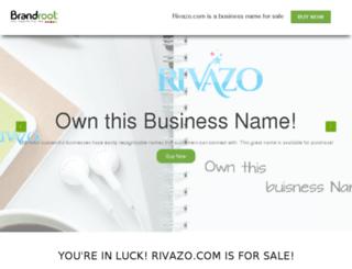 rivazo.com screenshot