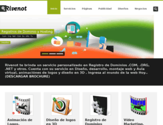 rivenot.com screenshot
