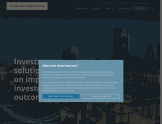 riverandmercantile.com screenshot