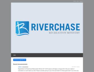 riverchaseumc.leagueapps.com screenshot