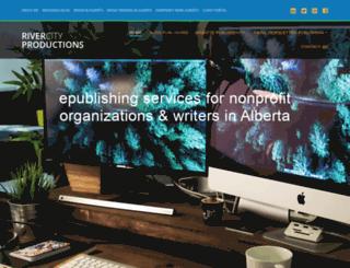 rivercityproductions.ca screenshot
