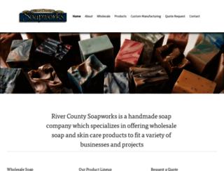 rivercountysoap.com screenshot