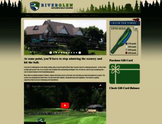 riverglencc.com screenshot