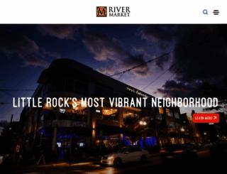 rivermarket.info screenshot