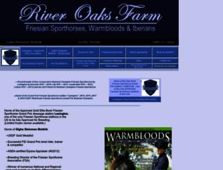 riveroaksfarm.net screenshot