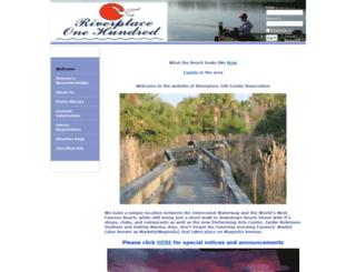 riverplace100.memberlodge.org screenshot