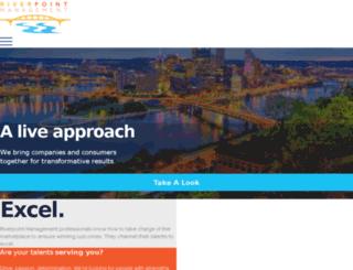 riverpointmanagement.com screenshot