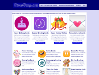 riversongs.com screenshot