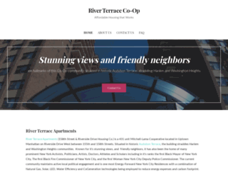 riverterrace.co screenshot