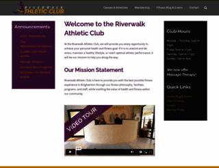 riverwalkac.com screenshot