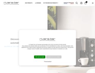 riviera-et-bar.fr screenshot