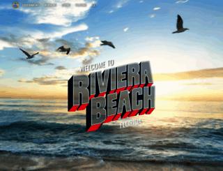rivierabch.com screenshot