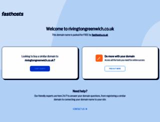 rivingtongreenwich.co.uk screenshot