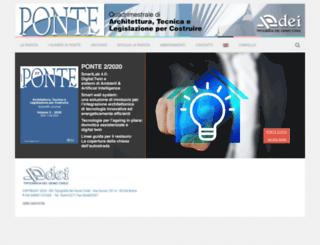 rivistaponte.com screenshot