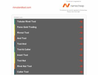 rivnutandtool.com screenshot