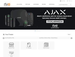 rivo.com.tr screenshot