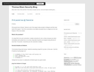 rivy.org screenshot
