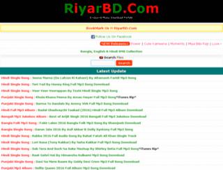 riyarbd.com screenshot