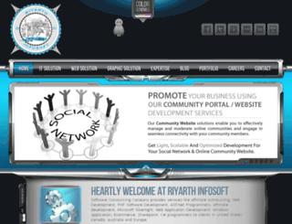 riyarth.com screenshot