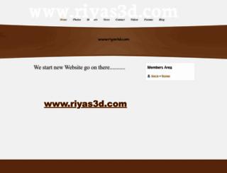 riyas3d.webs.com screenshot
