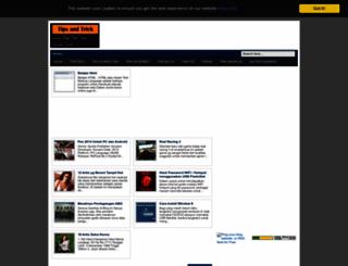 rizkyrf.blogspot.com screenshot