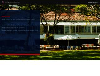 rjcc.com.br screenshot