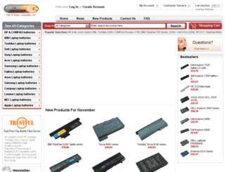rjmbattery.com screenshot