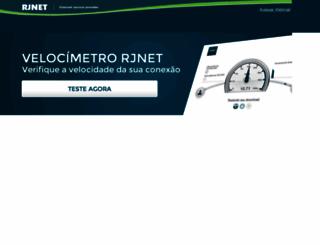 rjnet.com.br screenshot