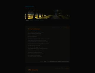rjnmhrjn.wordpress.com screenshot