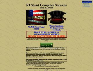 rjstuart.com screenshot