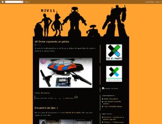 rjv11.blogspot.com screenshot