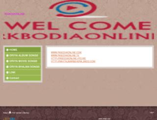 rkbodiaonline.jimdo.com screenshot