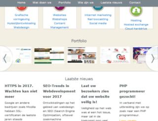 rkd-graphics.nl screenshot