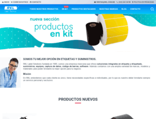rkl.com.mx screenshot