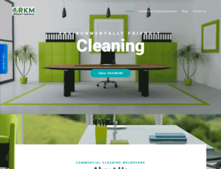 rkmpropertycleaning.com.au screenshot