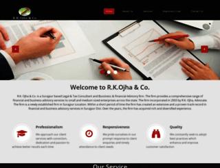 rkojha.com screenshot