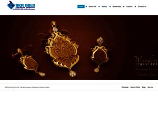 rkrgold.com screenshot