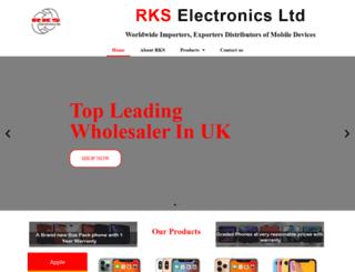 rkselectronics.com screenshot