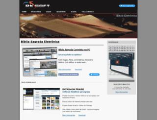 rksoft.com.br screenshot