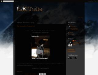 rktales.blogspot.com screenshot