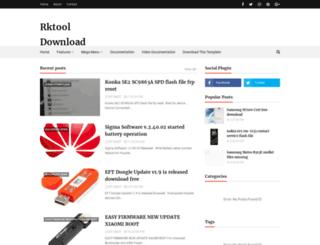rktool.blogspot.com screenshot