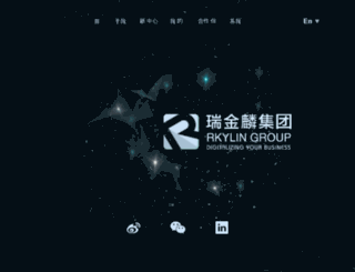 rkylin.com screenshot