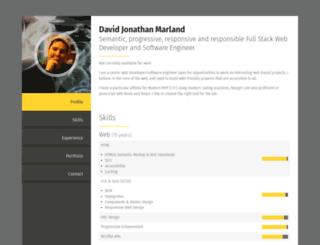rland.me.uk screenshot