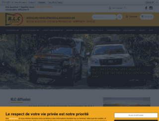 rlc-diffusion.fr screenshot
