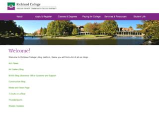 rlc5.dcccd.edu screenshot