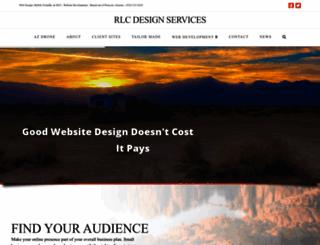 rlcdesign.net screenshot