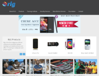 rlgglobal.com screenshot