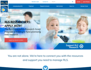 rls.org screenshot