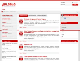rlsblg.com screenshot